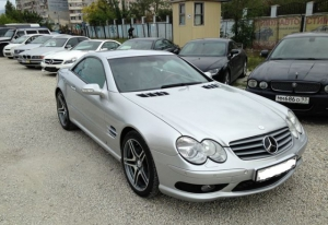 Mercedes-Benz SL-класс 2002 г.в Новороссийск