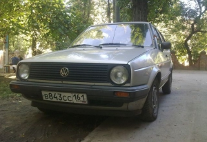Volkswagen Golf 1986 г.в Азов