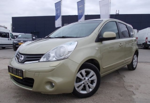 Nissan Note 2010 �.� ���������