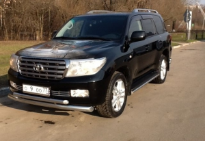 Toyota Land Cruiser 2011 г.в Москва