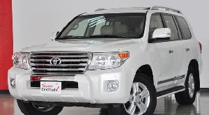 Toyota Land Cruiser 2012 г.в. р-н Кировский