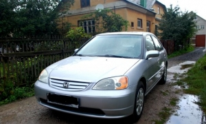Honda Civic 2003 г.в. Воронеж