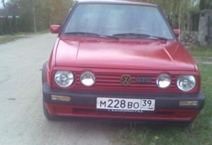 Volkswagen Golf 1985 г.в. Калининград р-н Ленинградский