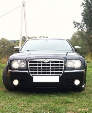 Chrysler 300C 2004 г.в. Москва