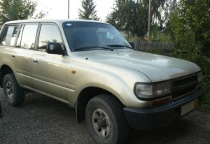 Toyota Land Cruiser 1992 г.в. Барнаул