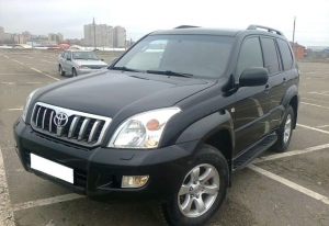Toyota Land Cruiser Prado 2007 г.в. Ставрополь