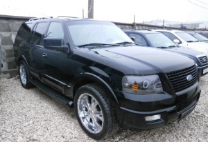 Ford Expedition 2005 г.в. Самара
