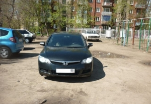 Honda Civic 2008 г.в. Омск