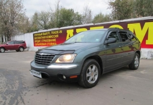 Chrysler Pacifica 2004 г.в. Москва м. Нагатинская