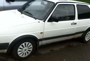 Volkswagen Golf 1987 г.в. Электросталь