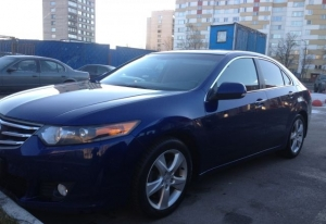 Honda Accord 2009 г.в. Санкт-Петербург м. Ладожская