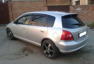 Honda Civic 2002 г.в. Таганрог