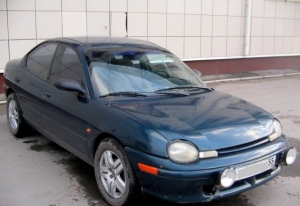 Chrysler Neon 1995 г.в. Омск