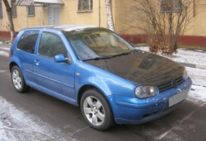 Volkswagen Golf 1999 г.в. Москва