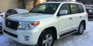 Toyota Land Cruiser 2012 �.�. ��� �-� ���������