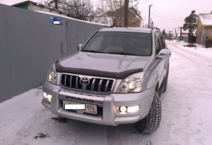 Toyota Land Cruiser Prado 2005 г.в. Челябинск
