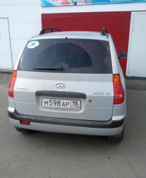 Hyundai Matrix 2005 г.в. Ижевск