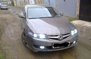 Honda Accord 2007 г.в. Ханты-Мансийский АО Нижневартовск