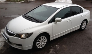 Honda Civic 2011 г.в. Таганрог