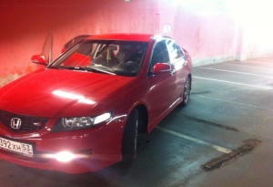 Honda Accord 2007 г.в. Санкт-Петербург м. Купчино