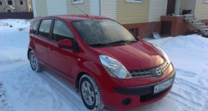 Nissan Note 2006 �.�. ������� �-� ���������