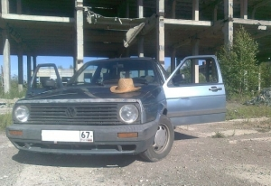 Volkswagen Golf 1991 г.в. Сафоново