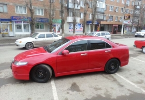Honda Accord 2007 г.в. Ростов-на-Дону