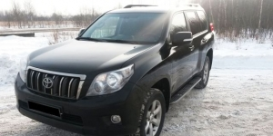 Toyota Land Cruiser Prado 2011 г.в. Санкт-Петербург