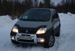 Renault Scenic 2002 г.в. Апатиты