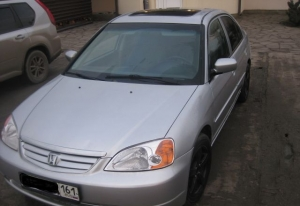 Honda Civic 2001 г.в. Ростов-на-Дону