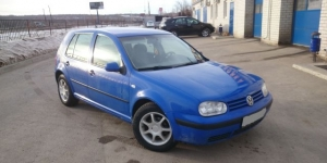 Volkswagen Golf 1998 г.в. Волгоград