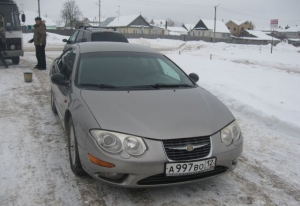 Chrysler 300M 1998 г.в. Марий Эл