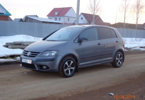 Volkswagen Golf Plus 2008 г.в. Уфа