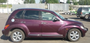 Chrysler PT Cruiser 2003 г.в. Архангельск