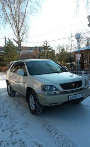 Toyota Harrier 1998 г.в. Омск