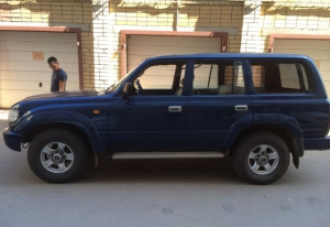 Toyota Land Cruiser 1991 г.в. Саратов