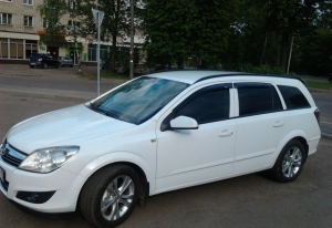 Opel Astra 2007 Великие Луки