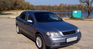 Opel Astra 2003 Брянск