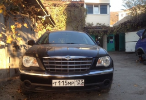 Chrysler Pacifica 2007 Туапсе