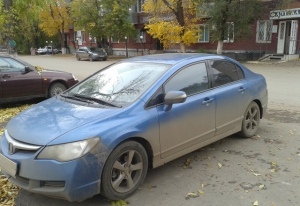 Honda Civic 2008 Оренбург