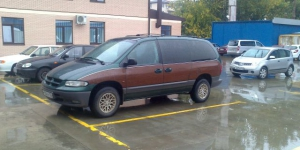 Chrysler Grand Voyager 1998 Северская