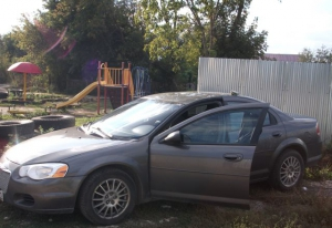 Chrysler Sebring 2004 Тула
