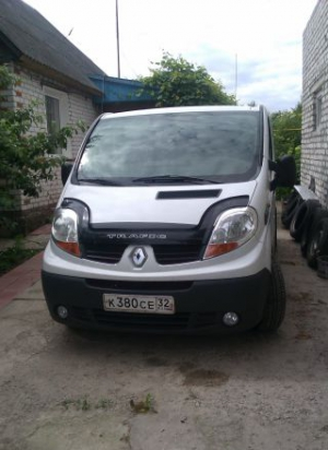 Renault Trafic 2007 Брянск