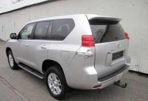 Toyota Land Cruiser Prado 2011 Москва