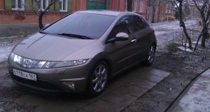 Honda Civic 2006 Ростов-на-Дону