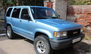 Isuzu Trooper 1992 Балаково