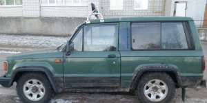 Isuzu Trooper 1988 Клинцы