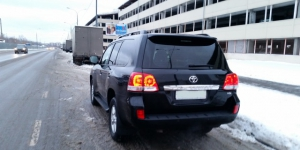 Toyota Land Cruiser 2010 Москва