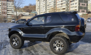Isuzu Vehi Cross 1997 Находка