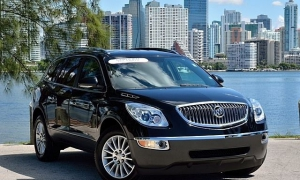 Buick Enclave 2009 Анапа